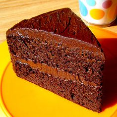 Healthy chocolate cake? You bet! It's sugar-free, gluten-free, and low carb. What's the secret ingredient?