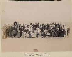 Geni - Photos in Photos from Anglo Boere Oorlog/Boer War (1899-1902) KROONSTAD Camp/Kamp Armed Conflict, Antique Photos, African History, World History, Military History, Warfare, South Africa, Photo Wall, Camping