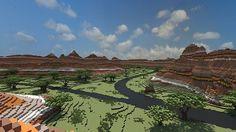 world painter minecraft | Cochise- [Custom Terrain]