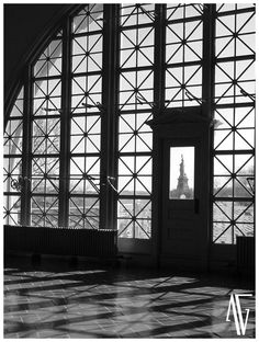 A Window To Freedom From Ellis Island. We Are All Immigrants From Somewhere. Rent-Direct.com - Apts for Rent in NYC with No Broker Fee.