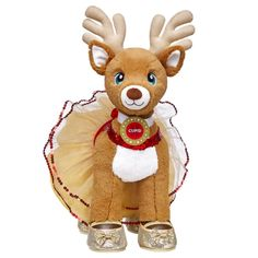 Shop, Explore and Play at Build-A-Bear® Christmas Wishes, Christmas Ornaments, Custom Teddy Bear, Cuddle Buddy, Online Gift Shop, Cute Stuffed Animals, Santa And Reindeer, Build A Bear, Reno