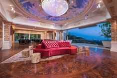 """The 25-acre, $195 million """"Palazzo di Amore,"""" located in Beverly Hills, is a Frankenstein's monster of luxury housing."""