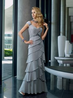 Mother-of-the-Bride special occasion dress by VM Collection 70504