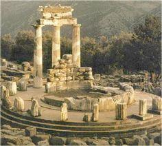 El oráculo de Delfos-Grecia