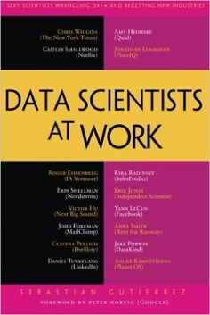 Data scientists at work @ 519.5 G98 2014