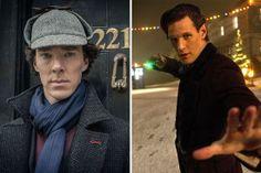 Doctor Who actor Matt Smith could appear in Sherlock says showrunner Steven Moffat