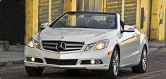 Mercedes-Benz CLK convertable