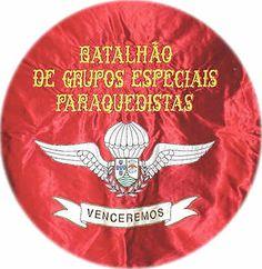 Batalhão de Grupos Especiais Paraquedistas Moçambique