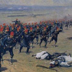 Fausto Zonaro Ottoman Soldiers At War