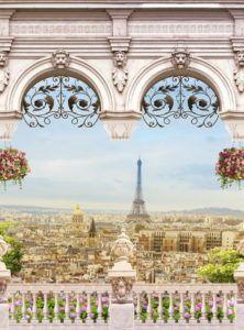 Фрески КЛАССИЧЕСКИЕ « Фото Фреска Miracle Garden, Hindu Deities, Backgrounds Free, 3d Wallpaper, Paris Skyline, Taj Mahal, Bedrooms, Photoshop, Joy