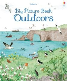 Big picture book outdoors - NEW FOR JANUARY 2017