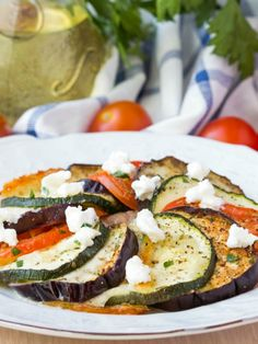 Summer Vegetable Tian Recipe - from Chef Laura Frankel