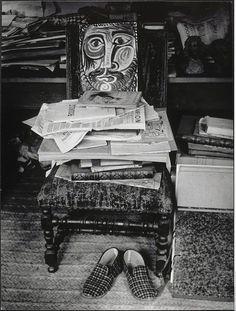 The Slippers (1943) – Brassaï (Gyula Halsz) (Hungarian, 1899–1984)