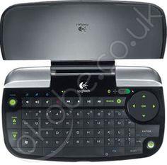 Logitech diNovo, Wireless Mini Keyboard  http://www.okobe.co.uk/ws/product/Logitech-diNovo-Wireless-Mini-Keyboard/1000004277