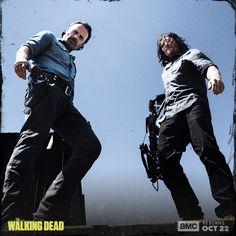 They walking dead