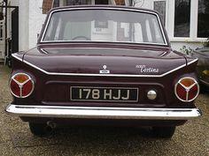 1966 Ford Cortina MK1 1500GT LHD (view 2)