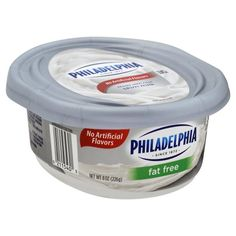 Philadelphia Cream Cheese, Fat Free