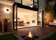 Random Inspiration 62   Architecture, Cars, Girls, Style & Gear love the open to balcony or deck