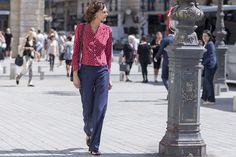 Couture autumn/winter 2015 street style