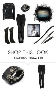 """Ocean's old"" by nanosmiles ❤ liked on Polyvore featuring Leatherock, Ellie, women's clothing, women's fashion, women, female, woman, misses and juniors"