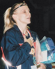 Women's Feature – Tricia Saunders, first U.S. World Champion