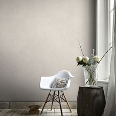 Tranquil Rose Gold Wallpaper by Graham and Brown