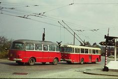 Buses And Trains, Retro, Around The Worlds, Cars, Vehicles, Czech Republic, Classic, Vintage, History