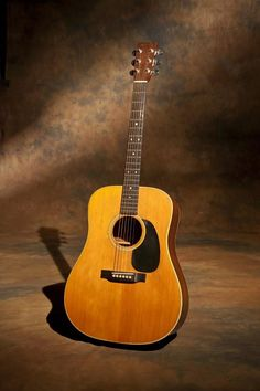 "1970 Martin D-28.  First year using Indian Rosewood.  This guitar was my main acoustic guitar for the early part of my career. You can really hear it on the Studio Verion of ""India"""