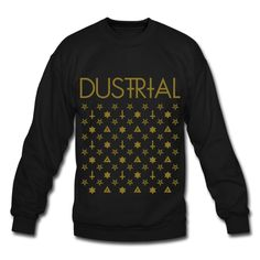 Dustrial Streetwear, shirts, crew necks, tanks, tote bags with an alternative esoteric appeal for edm addicts, plurcore pushers, seapunk pirates, cult clerics and gravewavers. Blvck is the new black