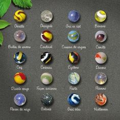 Marble Names Oh How I Loved Playing Marbles At Lunch And