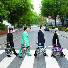 Abbey road brommies
