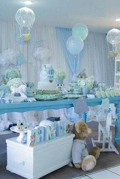 Diy unique baby shower ideas for boys 22 - Free Life Style Idee Baby Shower, Baby Shower Brunch, Unique Baby Shower, Baby Shower Games, Baby Shower Parties, Baby Boy Shower, Ocean Baby Showers, Do It Yourself Baby, Baby Shawer