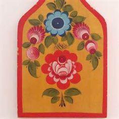 Scandinavian Folk Art Flowers - Bing Images