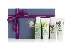 Crabtree & Evelyn - Iris & Lily Bath Gel & Body Lotion Mixed Sampler by Crabtree & Evelyn, http://www.amazon.ca/dp/B00H939LTW/ref=cm_sw_r_pi_dp_I3UQsb0A9X74P