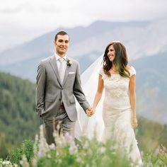 An Aspen Wedding at The Little Nell   James Christianson Photographer   theknot.com