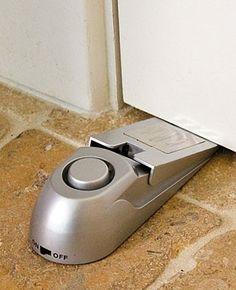 Door Stop Alarm | Personal Alarms & Security | Electronics | Magellans Travel Supplies