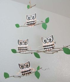 I like the branches. I think I would do this with monkeys for Kae.