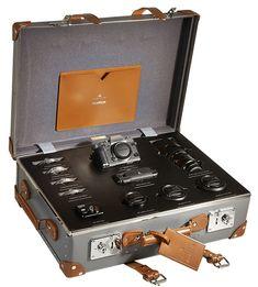 Kit Fujifilm Harrods Globe-Trotter