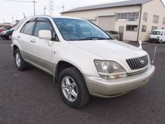 1998 Toyota Harrier