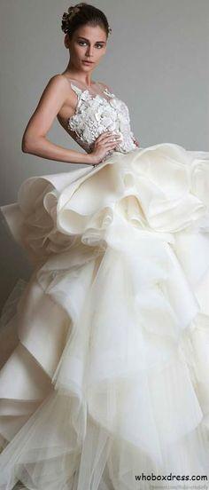 wedding dress 2014