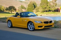 Yes, please....and in that color too!  BMW Z4 s/druve28i