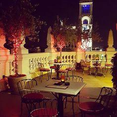Night with views #ThePrincipal #Madrid #LaTerraza #ThePlaceToBe