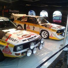 Audi Sport quattro at Eifel Rallye Festival #eifelrallyefestival #eifelrallye #audi #sportquattros1 #sportquattro