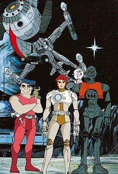 Captain Future (1978) http://en.wikipedia.org/wiki/Captain_Future#Anime