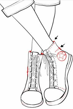 Shoe tutorial