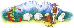 Doodle 4 Google 2011 - Polonia (Martyna Króliszewska)