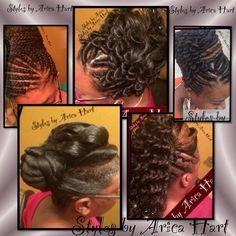 Follow on FB & IG & PINTEREST.... They rocking that  #fabulous #hairstyle  #hairlife .. #hairsalon #haircare #hair #glamour #longhairdontcare #lovemyhair #model #beauty #specialocassion #style #salon #stylist #wrap #fashion #magazine #hairstylist #runway #fashionshow  #blackgirlsrock #elegance #braids #protectivestyle  #healthyhair  #updo #blackgirlshair #hairstyling #stuffedtwist