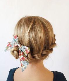 8 Idées coiffure pour les petites filles - Club Mamans