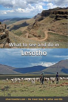 Lesotho is an enclave in South Africa. It is a real hiker's paradise! The country offers some of the most adventurous walking tours of the entire continent. Africa Travel, Us Travel, Travel Tips, Washington Dc Area, Responsible Travel, Mountain States, Go Hiking, Walking Tour, Continents