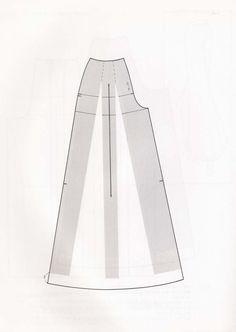 harem pants Pattern Drafting Tutorials, Dress Sewing Tutorials, Sewing Patterns, Sewing Pants, Sewing Clothes, Diy Clothes, Harem Pants Pattern, Tailoring Techniques, Salwar Dress
